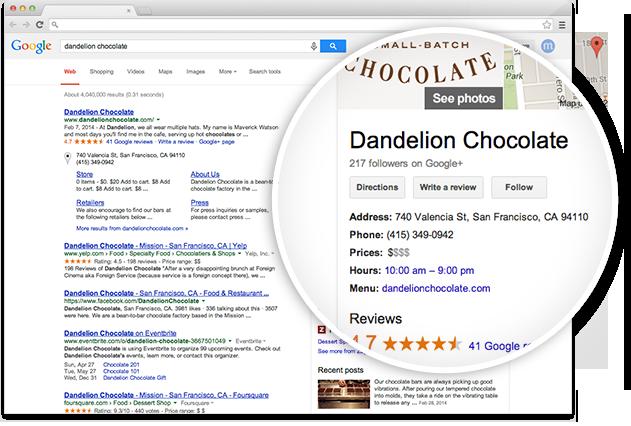 Google My Business - Dijital Pazarlama